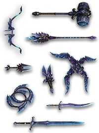 Fate-touched Weapons Pack 2