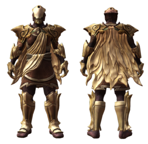 Children of Erathell Armor Set