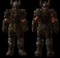 Teeth of Naros Unique Finesse Armor