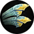The Shark's Fins (Icon)