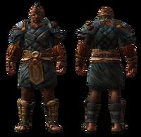 Teeth of Naros Unique Sorcery Armor