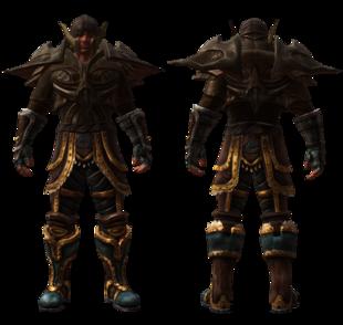 Universalist's Armor Set