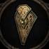 Dvergan Kite Shield (Icon)