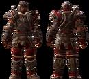 Armor Set of the Ascendant