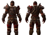 Armor Set of the Ascendant