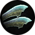 The Dove's Wings (Icon)