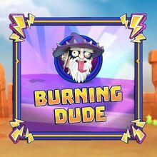 Kingdoms of heckfire burning dude event