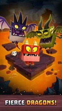App store dragons