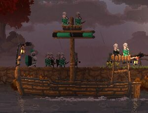 Boat Escort