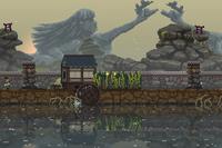 Farm and walls