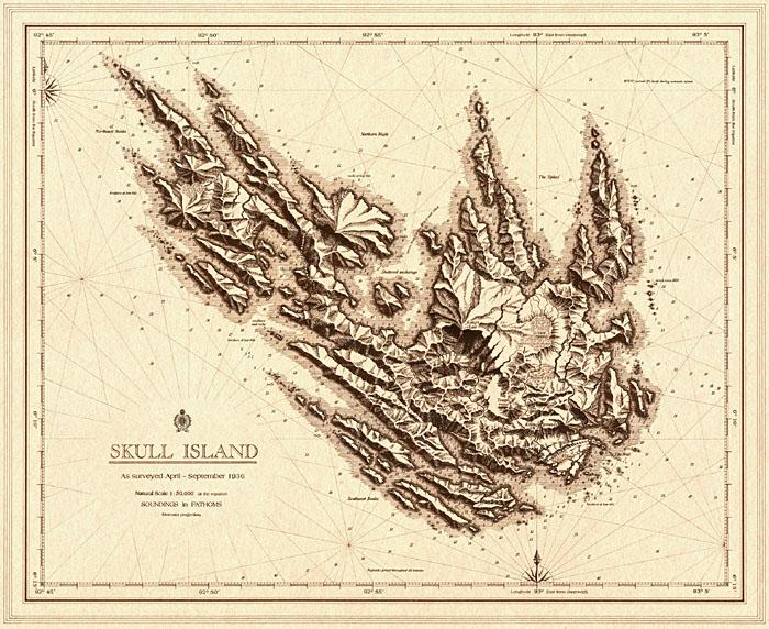 Skull Island | King Kong Wiki | FANDOM powered by Wikia