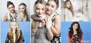 Sabrina and rown