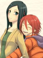 Hiroto & Hitomiko