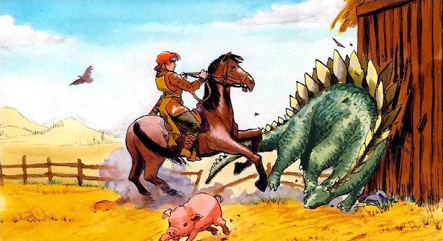 Stegosaurus Brunch | King of Dragon Pass Wiki | FANDOM
