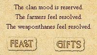 Clan mood