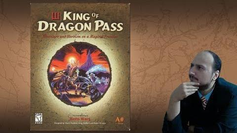 "Gaming History King of Dragon Pass ""A game of culture"""