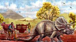 TriceratopsPlowteam