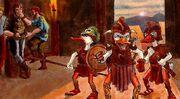 DuckWarriors