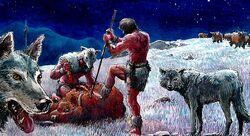 Wolfskin raiders