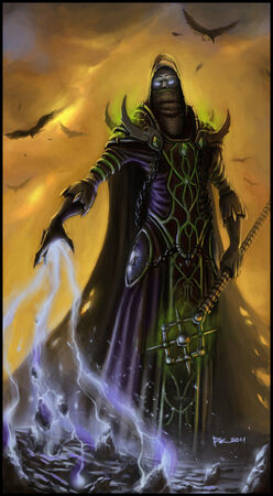 Sarrian Deathmonger