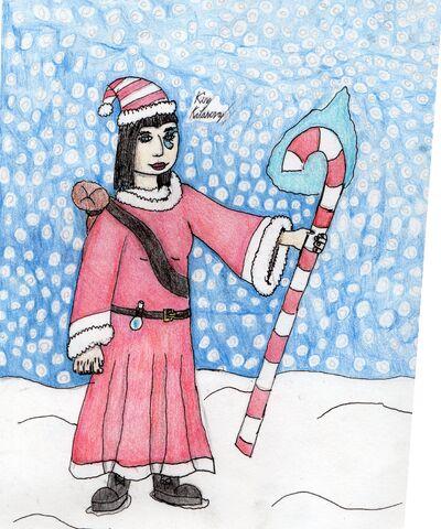 Christmas Hydromancer