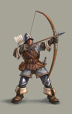 Katanovian Archer