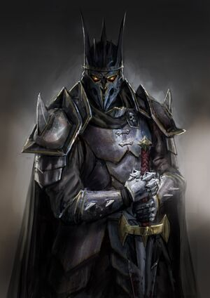 Baron deathmask