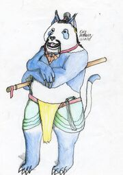 Pandari Drawing