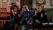 Episode 1x17 - Arthur interrupts Carrie's phone call to Jeffrey