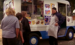 Episode 9x1 - Mama Cast - Doug the Ice Cream Man