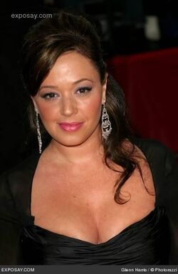 Leah Remini - 31st People's Choice Awards