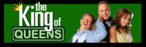 The King of Queens green poster
