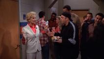 7x20 - Catching Hell - Doug bumps into Joyce Robbins