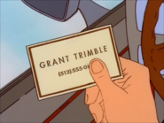 Grant Trimble's Card