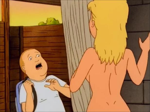 Peggy Hill nackt