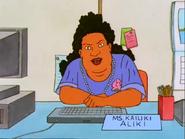 Mrs. Kailiki Ali'i