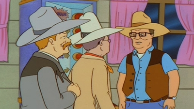 Image result for king of the hill cowboy