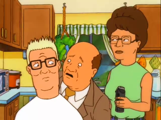Hank S Bad Hair Day King Of The Hill Wiki Fandom Powered By Wikia