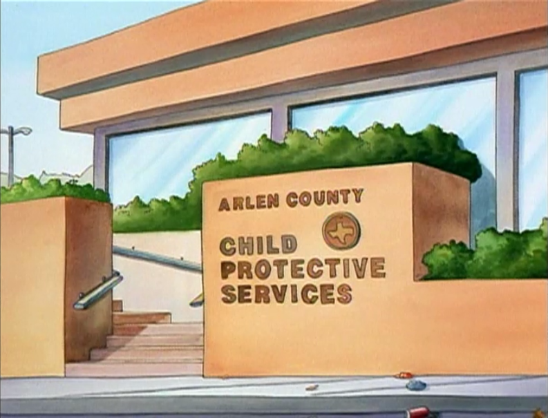 Arlen County Child Protective Services | King of the Hill
