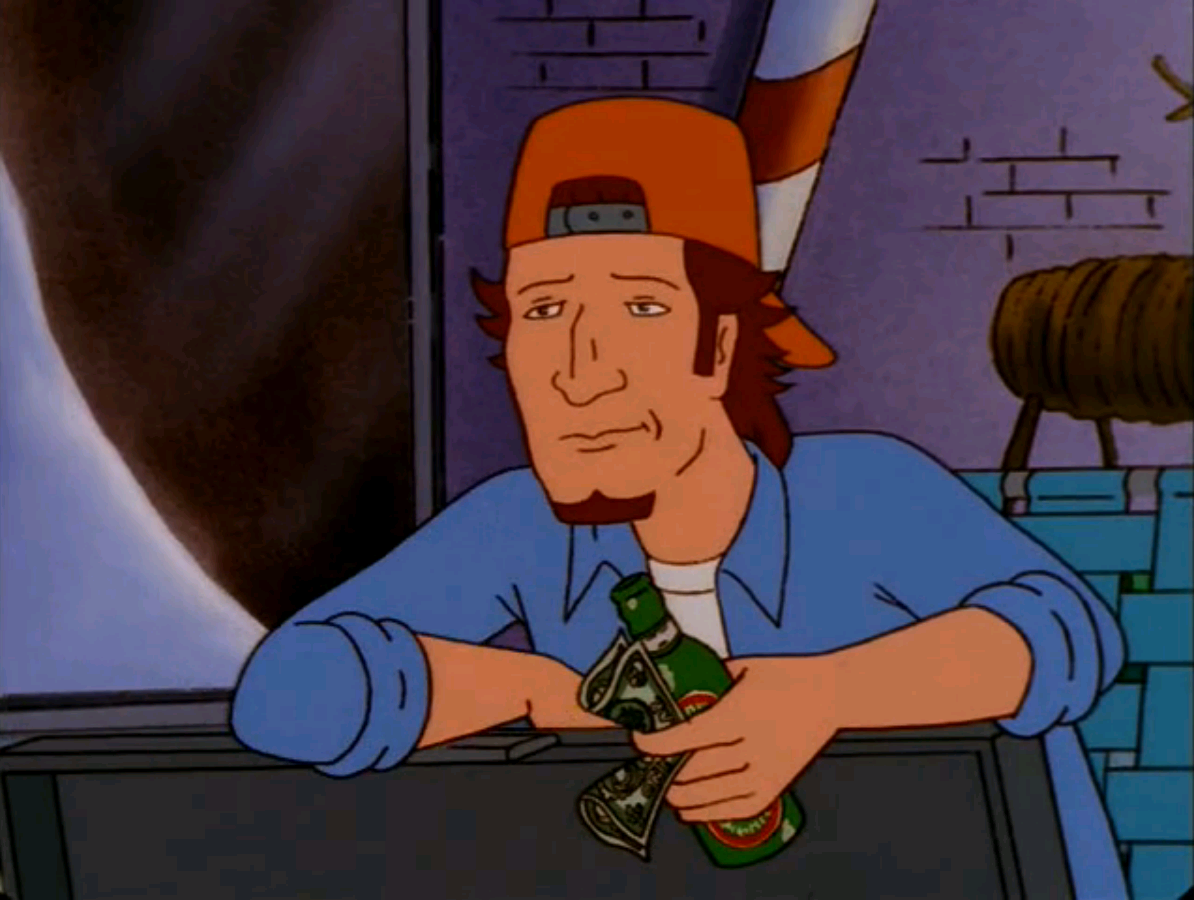 Twas the Nut Before Christmas | King of the Hill Wiki | FANDOM ...
