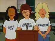 Nancy, peggy, and mihn,