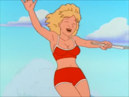 Water-skiing Luanne