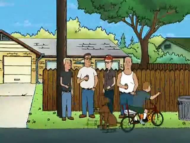 King of the Hill Season 1 Episode 1 - Pilot