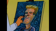 Boomhauer painting