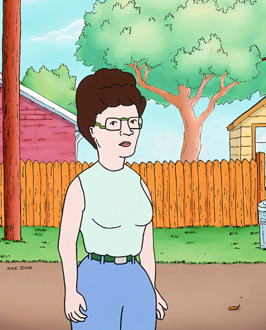 King of the hill dale wife sexual dysfunction