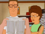Hank's Back Story