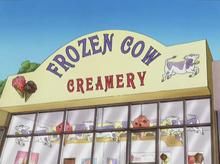 Frozencow