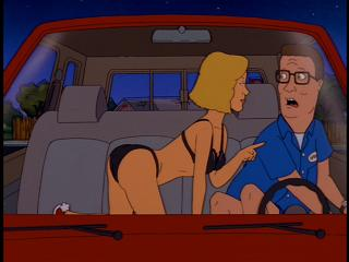 King of the hill luanne sexy