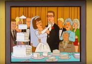 S03EP19 Hank and Peggy's wedding