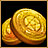 Donation gold 1